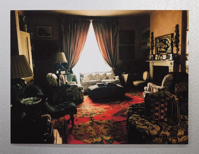 photo of living room from Georgie Nettell